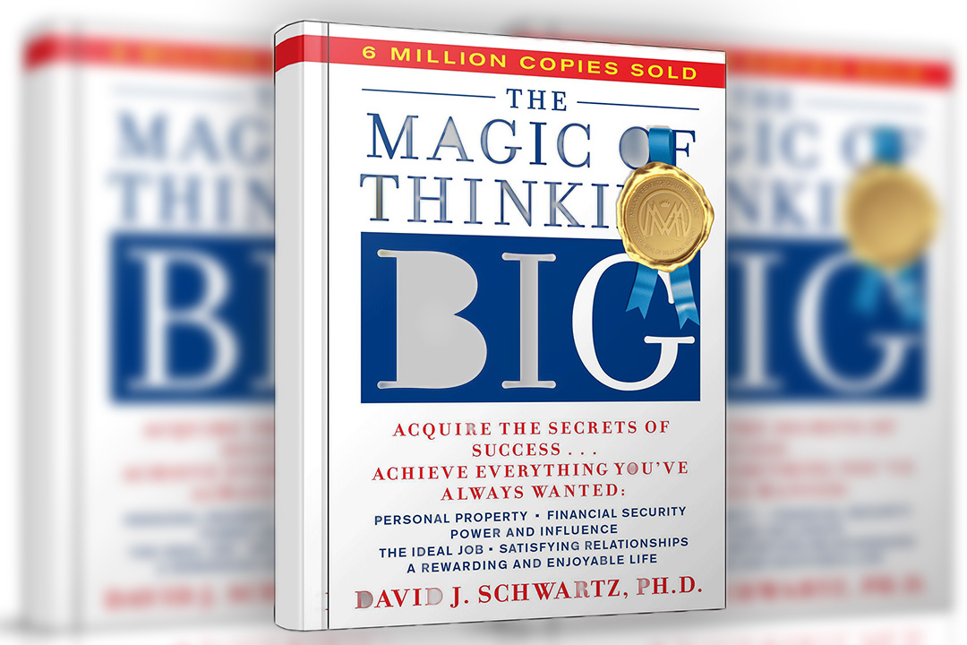 In The Magic of Thinking Big, David J. Schwartz mentions practical ideas, techniques, and principles that will enable you to harness the power of thinking big.