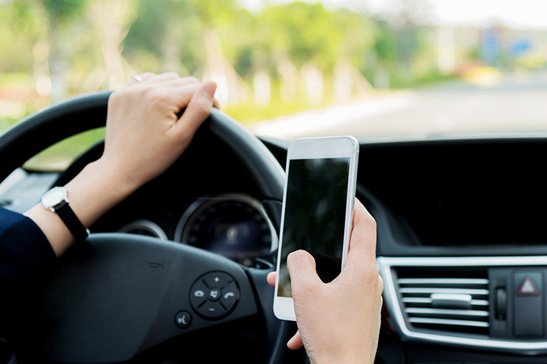 Texting While Driving Can Change Your Life