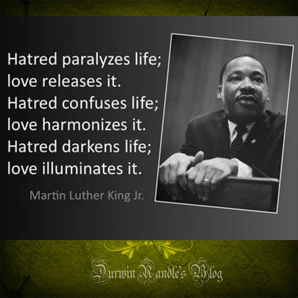 Celebrating Martin Luther King's Birthday