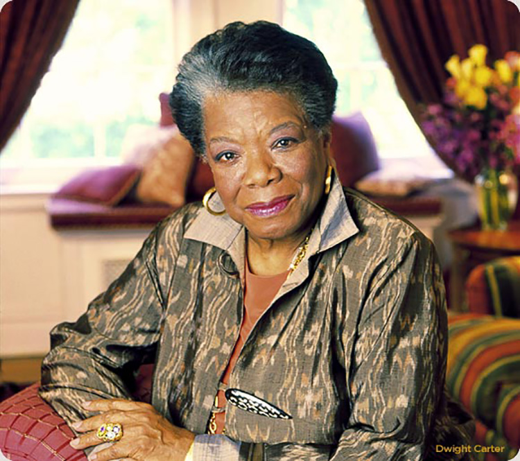 Maya Angelou Part 2