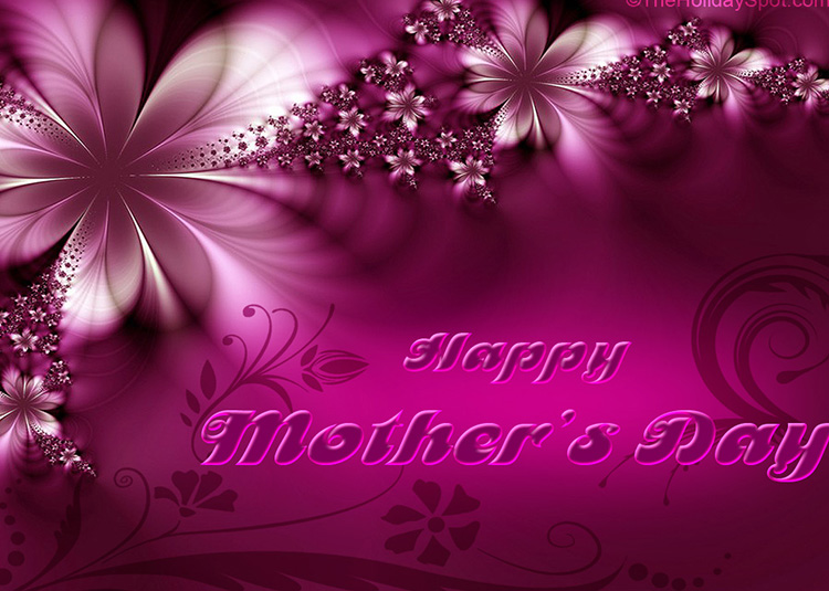 Wishing All Mother's A Happy Mother's Day