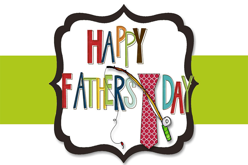 May You Have A Blessed And Happy Fathers Day