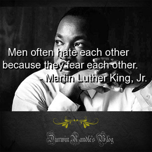 Men Often Hate by Martin Luther King Jr.