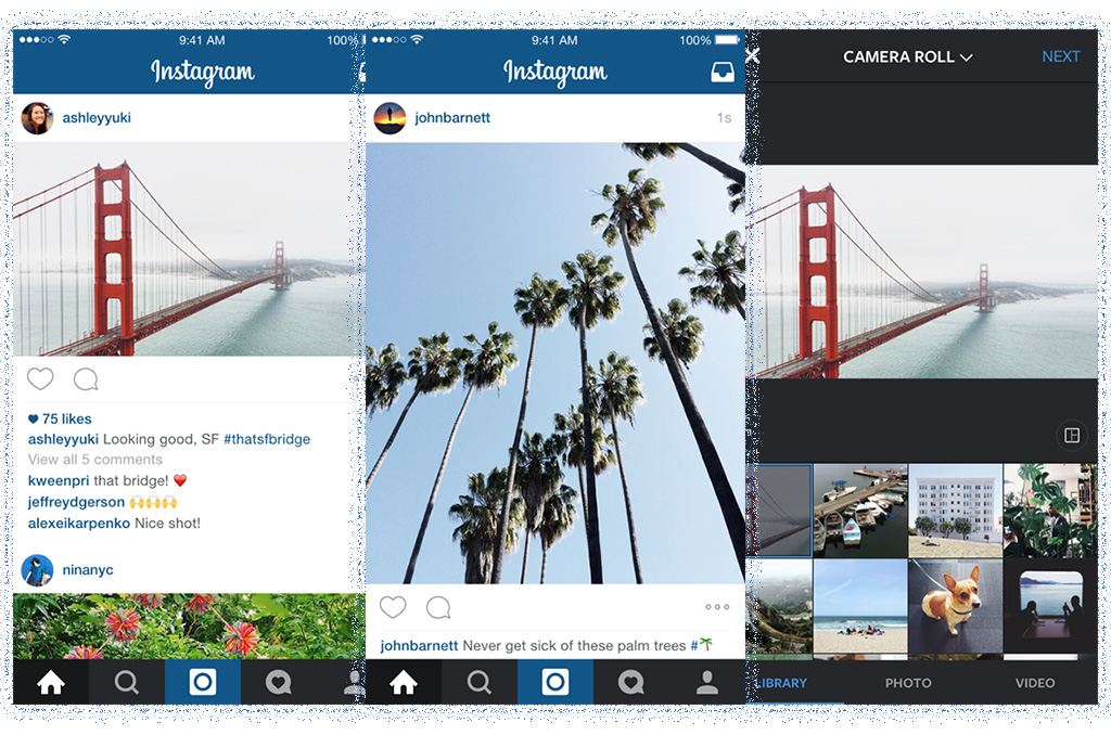 Instagram Finally Supports Landscape and Portrait Formats
