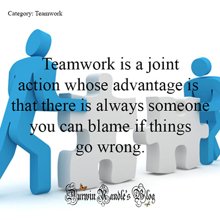 Teamwork Is A Joint Action