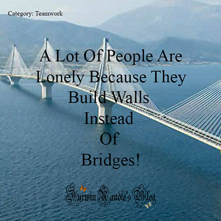 People Are Lonely Because They Build...