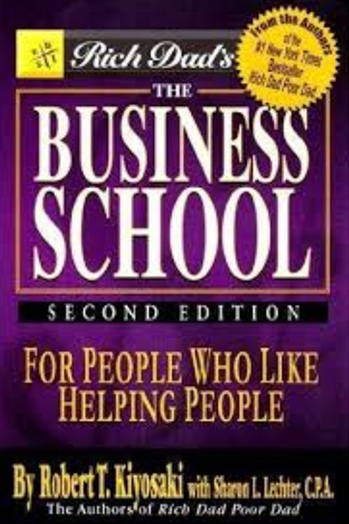 Business School is for People Who Like Helping Other People