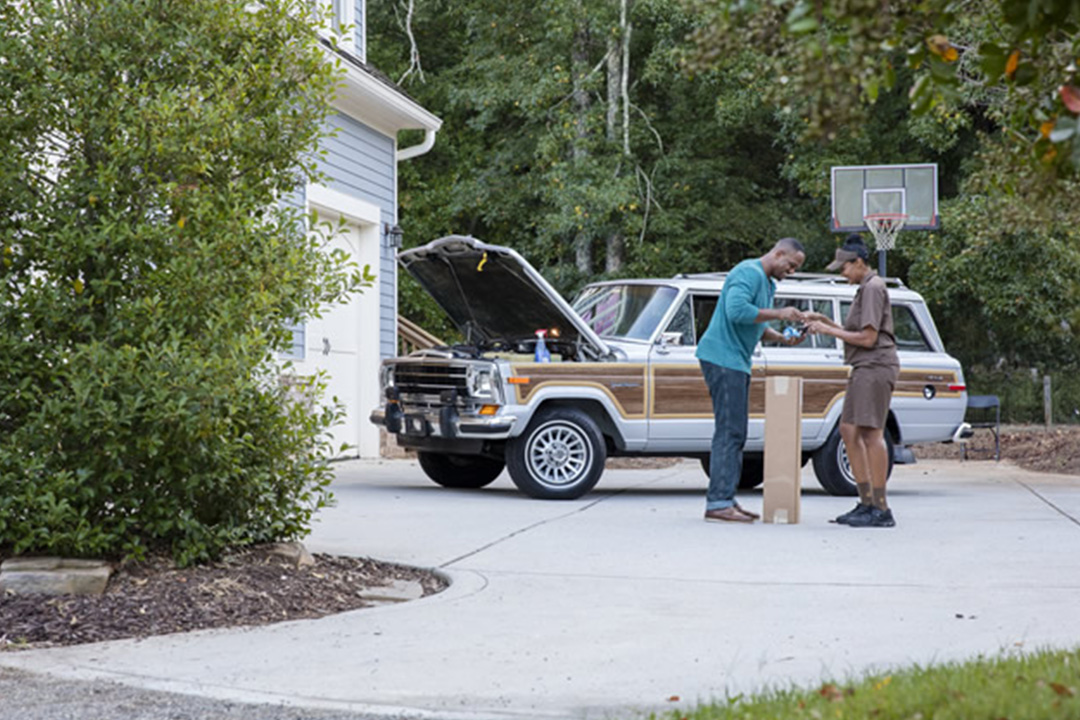 UPS Expands to Six Days of Service