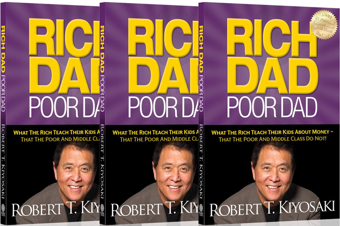 Rich Dad Poor Dad Personal Finance
