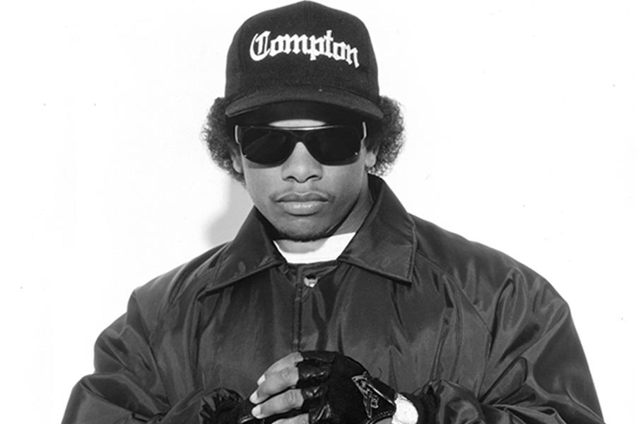Eazy-E - We Want Eazy (N.W.A.)